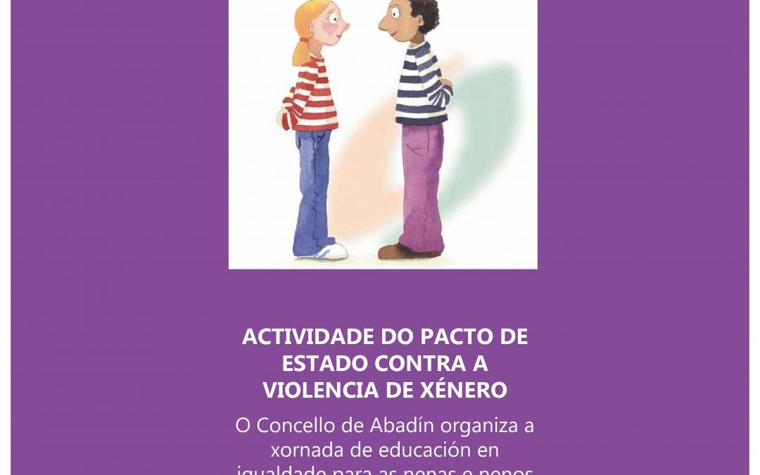 Educación en igualdade no CEIP Aquilino Iglesia Alvariño